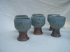 pottery cups tableware