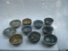 pottery bowls tableware
